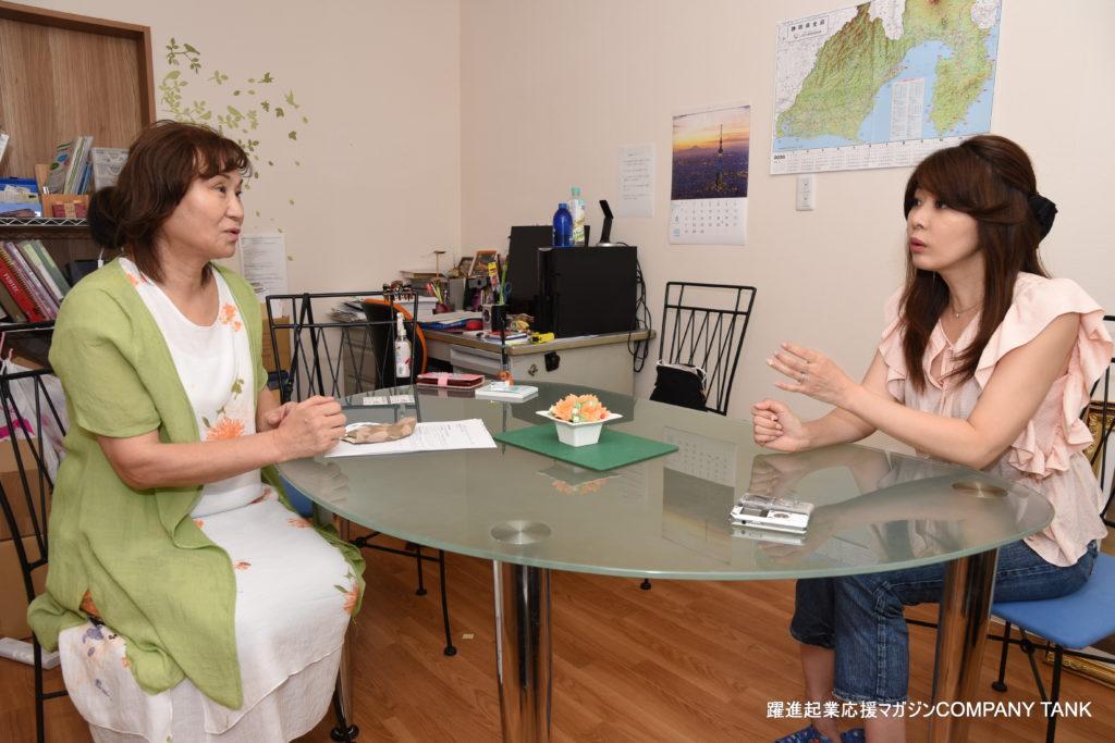 矢部美穂さんと対談させていただきました!